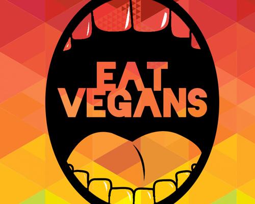 eat vegans